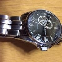 新しい時計。