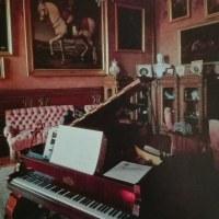 18世紀の音楽室