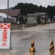 堀之内、十日町など各地で浸水被害