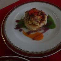 今日のフランス料理
