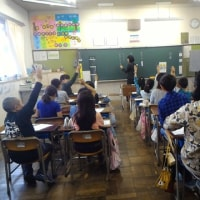 公開授業が行われました。