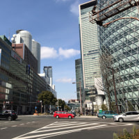 今日は段取りが悪く、名古屋駅近辺で仕事と成りました。。