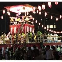 ◯盆踊り大会に行ってきました!