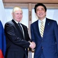 安倍首相、4月27日からモスクワ訪問