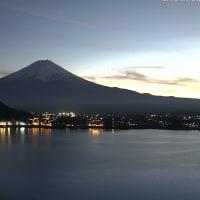 今日も16℃超 北は大荒れも 富士山終日見える カジノ法案だった?