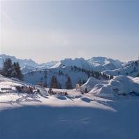 イグルーホテルグシュタード - スイス Igloo-Hotel Gstaad - Switzerland