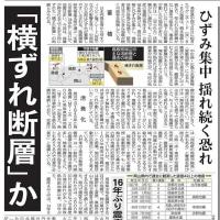 鳥取県中部地震の発生要因