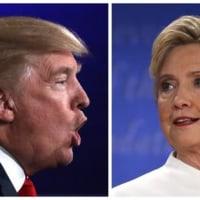 米大統領候補第3回TV討論会、視聴者数は6800万人超・・・アメリカ崩壊に向かっている?