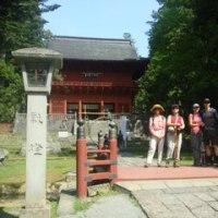 岩木山にも外国人が登山にやって来るようになった(4)