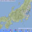関東地方震度4 茨城県沖 M4.3