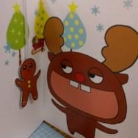 クリスマス絵本できました😊