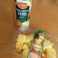 パイナップルジュースが咳止めとして、薬より優秀!!