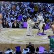 【号外】御嶽海、白鳳の白星累積タイ記録と全勝優勝を阻止 3