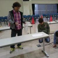 愛知県理容競技大会準備