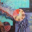 マリーン日記ー個展は、美術愛好家の社交場です。