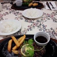 松坂牛のヒレステーキ!