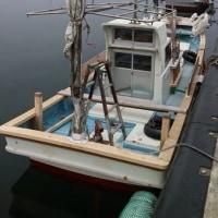 船のメンテナンス