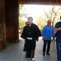 靖國神社 秋季例大祭に行って参りました