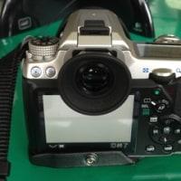 K-5 カメラケース(本当はK-100D用)