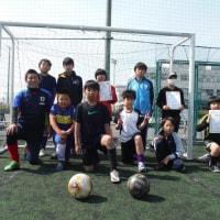 2017、3、5サッカー大会  小泉サッカークラブ