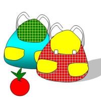 今日は図形のテクスチャとパターン、透過率について