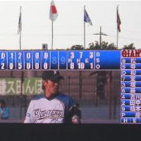 イースタン・リーグ公式戦「鎌スタ」20周年開幕戦