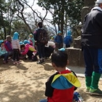 晴れの日に日和田山ー物見山へ