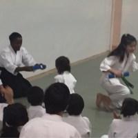 合気道 8級テスト