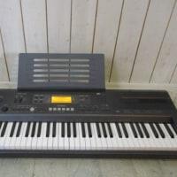 「カシオ キーボード WK-110 電子ピアノ」買取させていただきました。