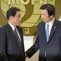 日韓両政府、「慰安婦」問題で合意──2015.12