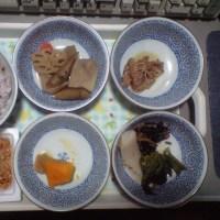 夕食の結果
