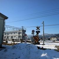 元鎌倉踏切  塩沢〜六日町②