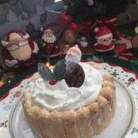 クリスマスケーキ教室始まりました