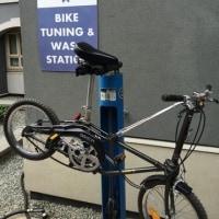 ウイスラー で ひさびさ自転車乗り