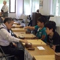 ジュニア&プロふれあい囲碁まつりに行ってきました。
