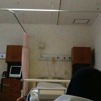 【怪我再び】野洲病院で入院【やっぱり必要】