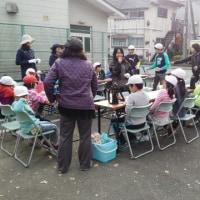 ひなぽぽ学級 焼き芋大会