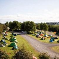 したい? キャンプではないテント生活