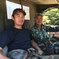 日本ミリタリーヴィークル協会 第9回 NMVAサマーキャンプ イン ASAGIRI