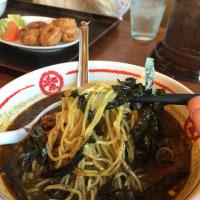 ラーメンNO94 たのしや 黒胡麻坦々麺