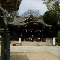 ゲゲゲの布多天神社