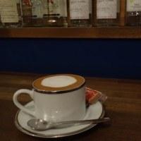 一杯前に。。。久しぶりのpresto coffee