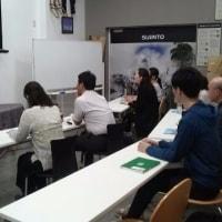 ICI石井スポーツ登山学校 机上講習