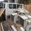 エアコン無料回収処分‼️熊本市区 取外し済みエアコン 持込み処分 無料回収処分賜ります。