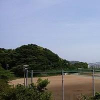 曹源寺&県立横須賀高校グラウンド
