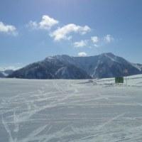 スキージャム勝山1泊2日(独りスキー)