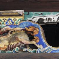 北野天満宮の七不思議と彫刻ー2