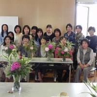 平成29年5月花のある暮らしの会