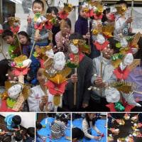 give&take熊手作り