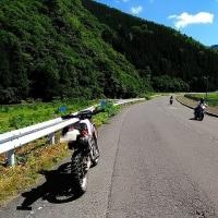 府道369号とビレッジライン周辺探索と堀越峠ツーリング